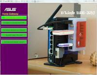Альтернативная прошивка от Олега для Dlink DIR-320 и 300